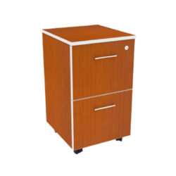 2 Drawer Cabinet- Mobile